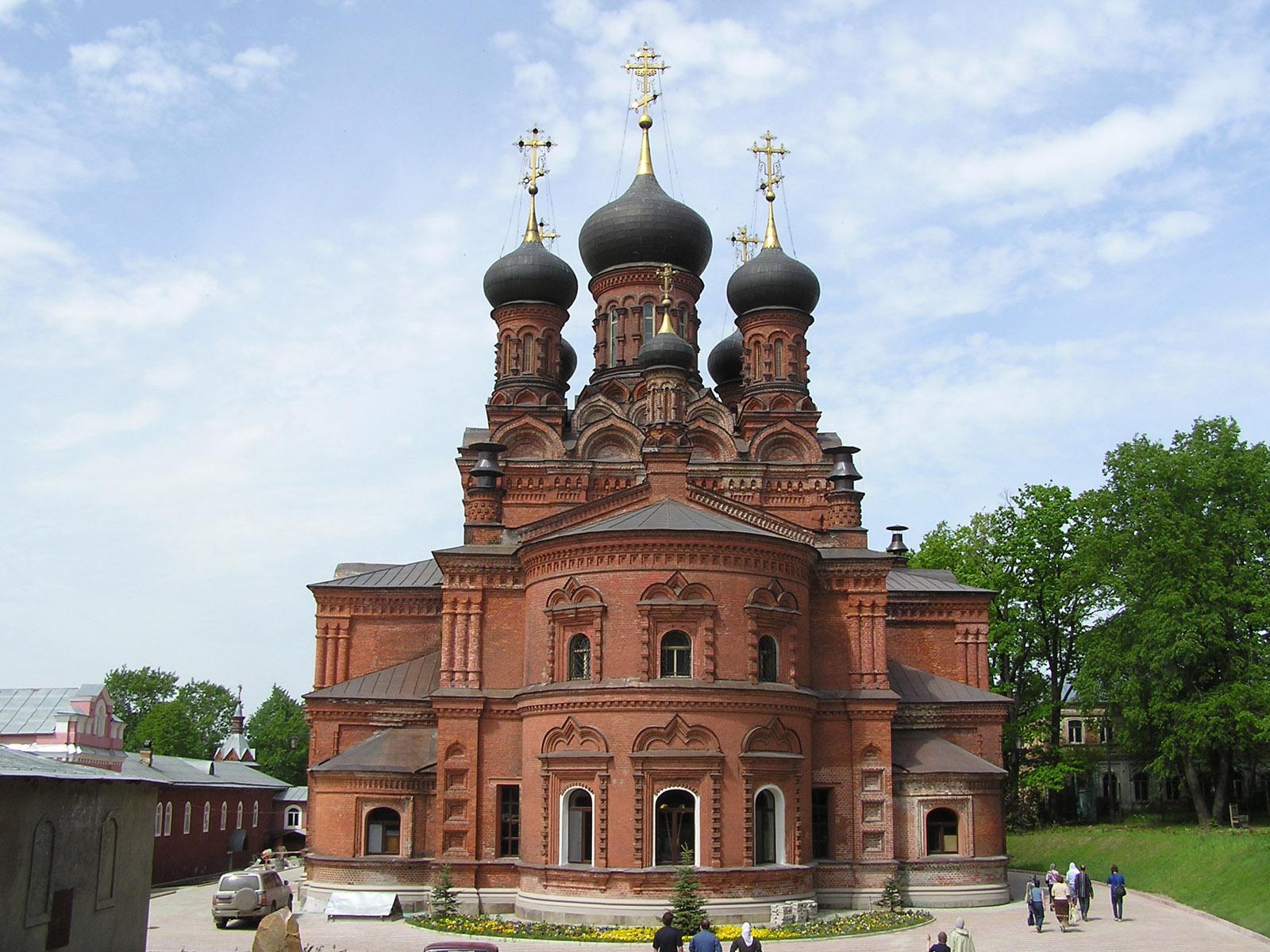 Храмы и святые места